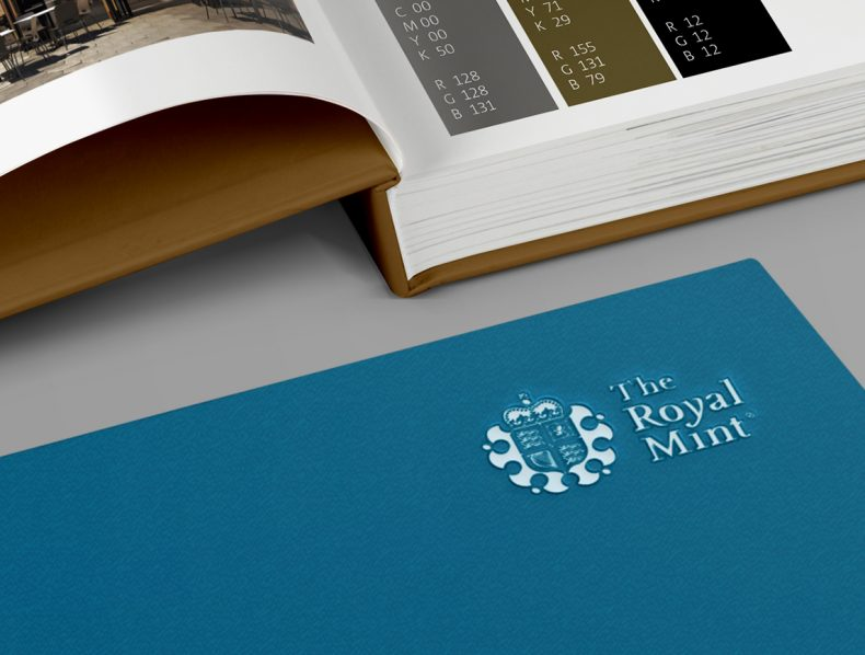 The Royal Mint – Merchandise Style Guide