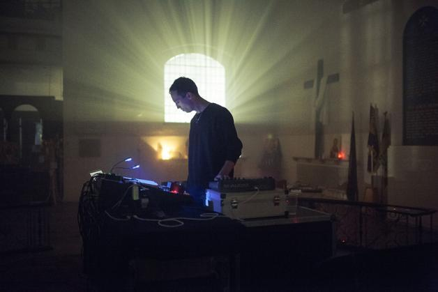 Tim Hecker LIVE